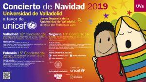 UNICEF en Valladolid @ Auditorio de la Feria de Valladolid